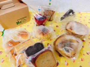 低糖質スイーツ&パン専門店の「クローバーズキッチン」