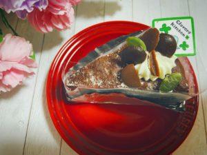「クローバーズキッチン」の低糖質スイーツ&パン | 低糖質ガトーショコラ