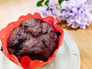 「クローバーズキッチン」の低糖質スイーツ&パン | チョコマフィン